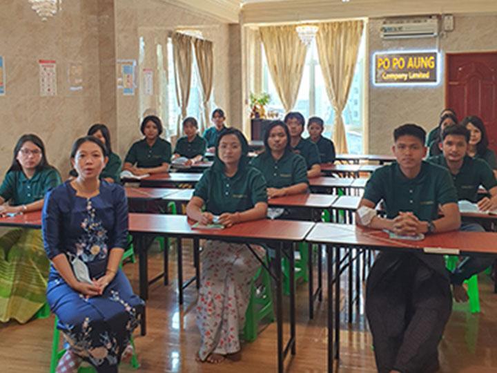 ミャンマーの人材
